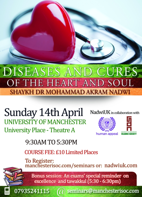 Diseases and Cures of The Heart and Soul