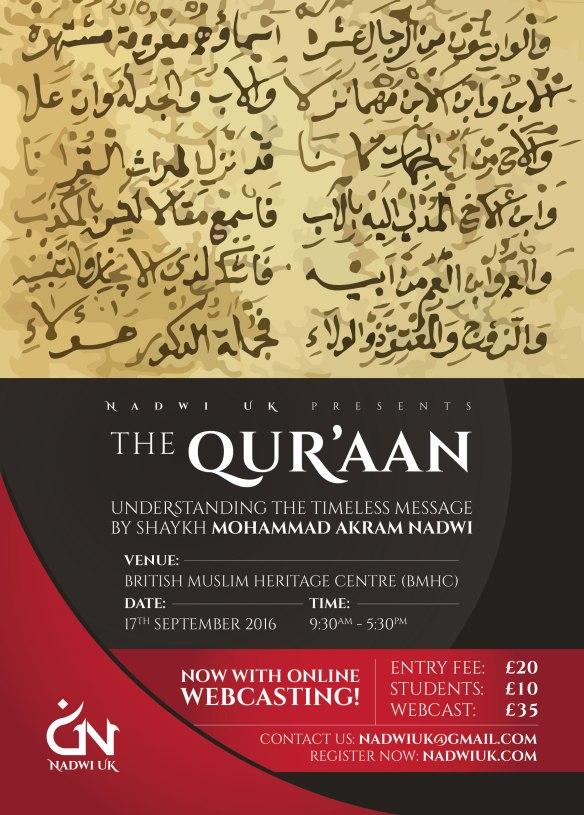 The Quraan - front